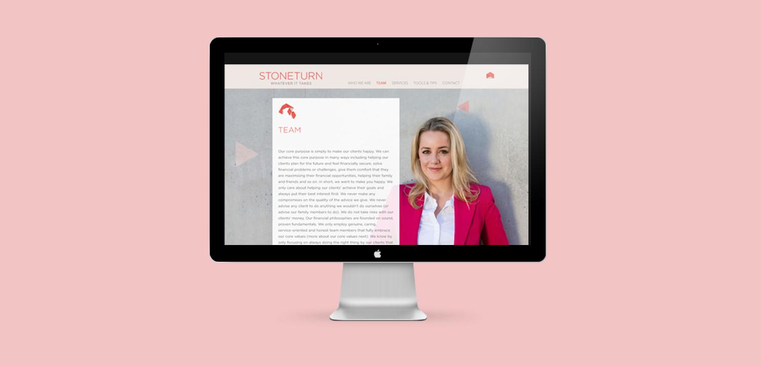 Stoneturn Website